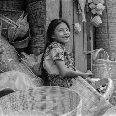 San Pedro Basket Maker