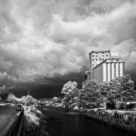 Grain Silo, Petaluma