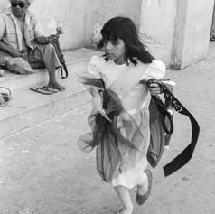 Merida Girl Running