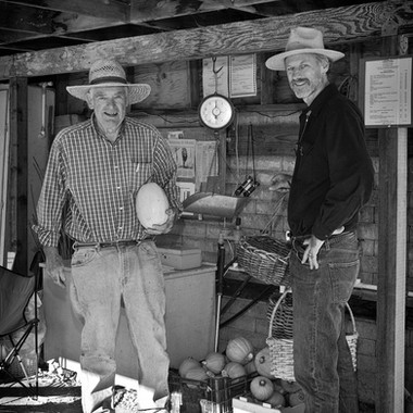 Jeryy Draper, Sr. & Jr., Draper Farms