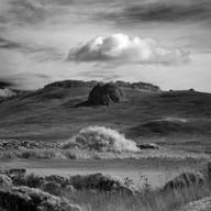 Nicasio Valley Rock & Cloud