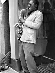 Market Street Saxophone