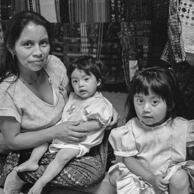 San Pedro Mom and Babies