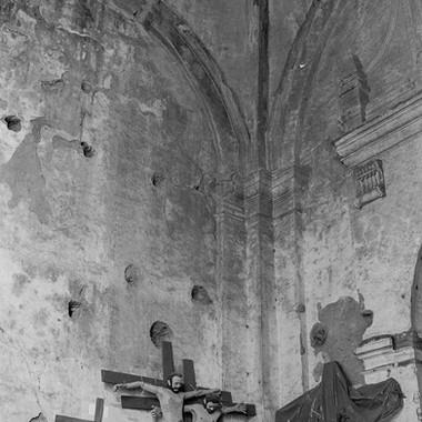 Antigua Cornered Jesuses
