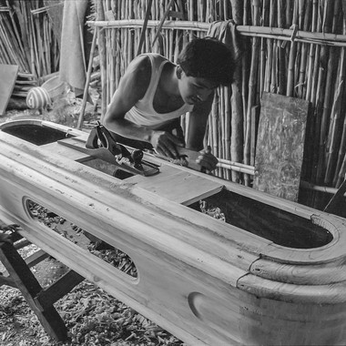 San Pedro Coffin Maker