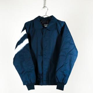 Navy Stripes Earned Jacket