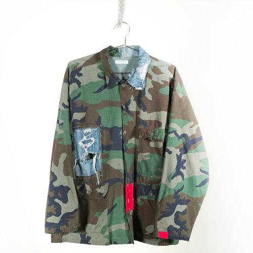 Destruction Camo Jacket