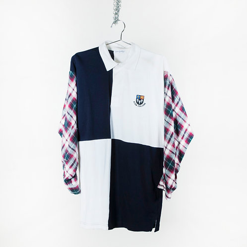 Eton Plaid Rugby