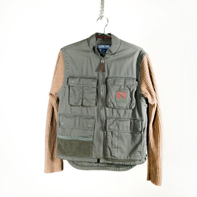 Utility Army Jacket