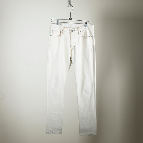 Overbleached Slim Jeans