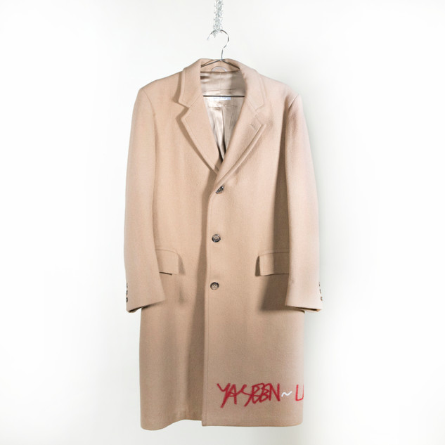 Llewellyn Trench Coat (Wool)