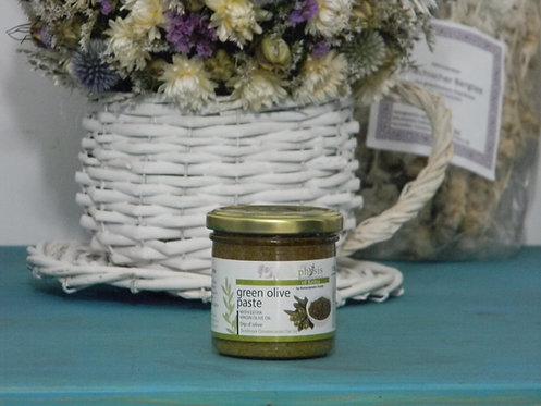Tapenada z ciemnych oliwek