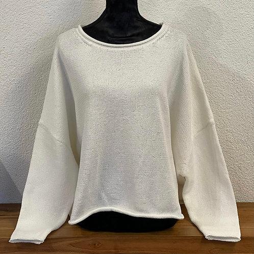 Pullover leichter Strick