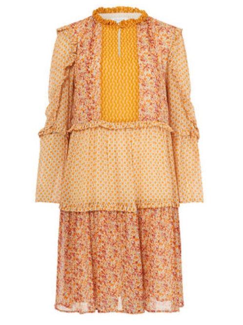 Romantisches Tunika-Kleid