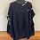 Thumbnail: Longshirt Oversize mit Print