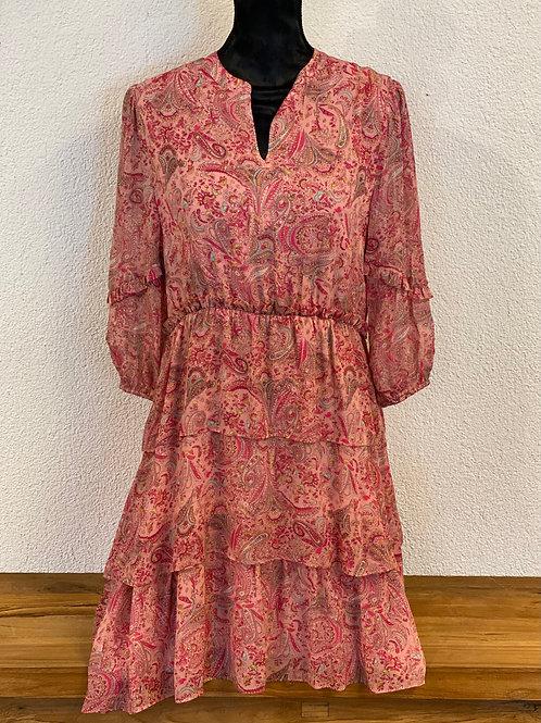 Sommerkleid mit Paisley-Muster