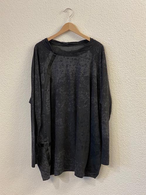 Langarmshirt Oversize