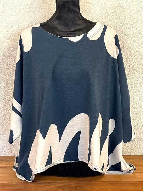 Shirt Oversize mit Print