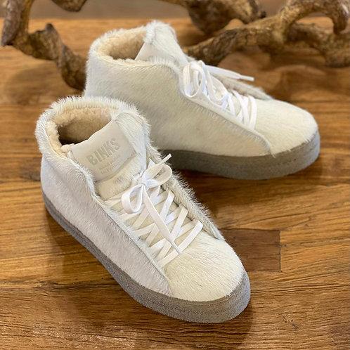 Gefütterter High Cut Sneaker