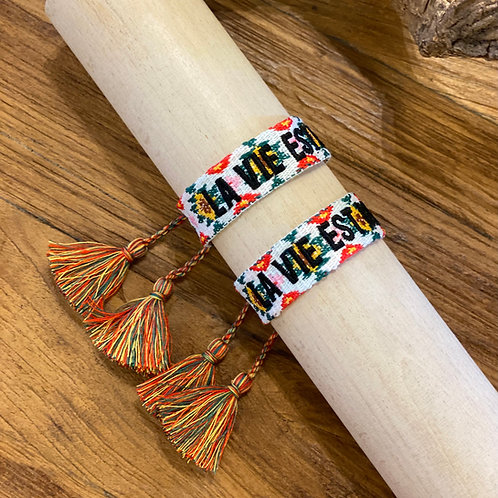 Cotton Armbänder
