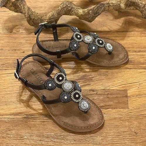 Sandalen mit Zehensteg