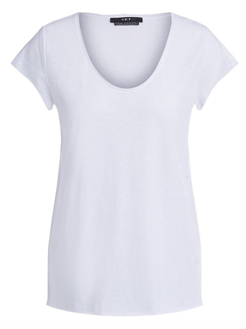 Hochwertiges Basic T-Shirt
