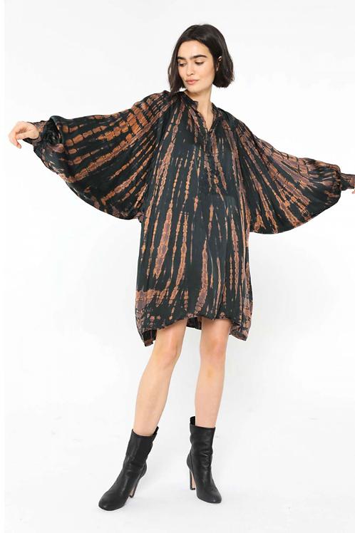 Tunika-Kleid Batik