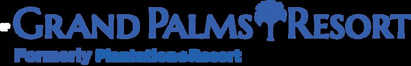 Grand Palms Resort Logo_blue_formerly Pl