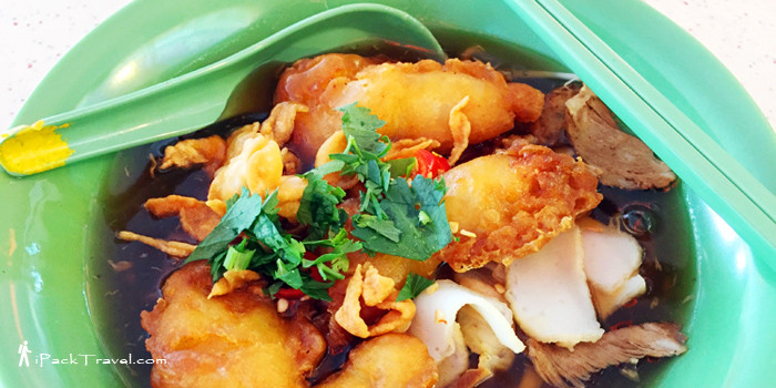 Shark Meat Lor Mee, Tiong Bahru Market