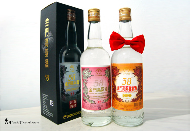 Sorghum Wine or Kaoliang Wine (高粱酒)