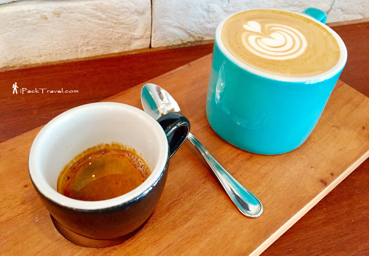 A.R.C. 1 Plus 1 with ethiopia coffee