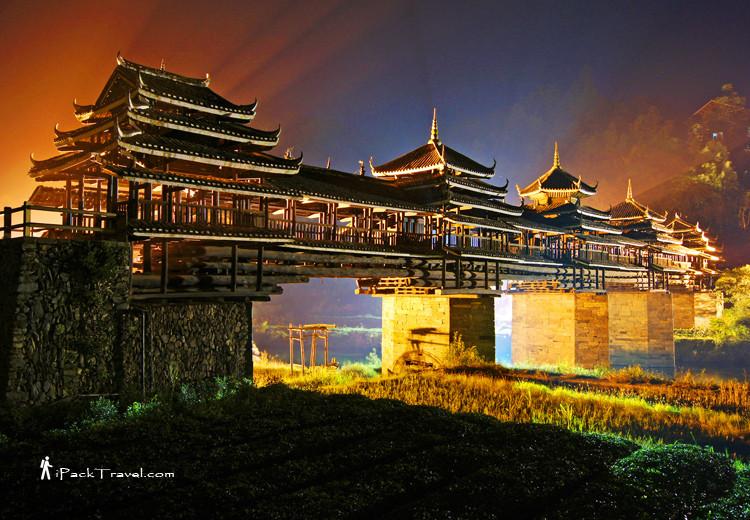 Chengyang Bridge in Sanjiang (三江程阳风雨桥)