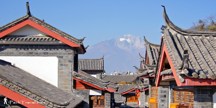 Three ancient towns of Lijiang