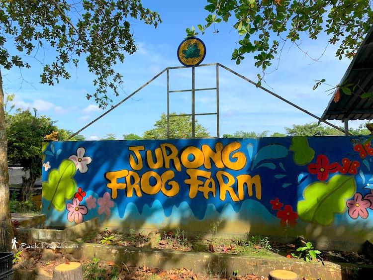 Singapore Farm Visit: Jurong Frog Farm