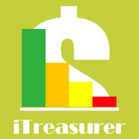 iTreasurer logo. Click to view app on iTunes.
