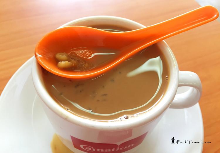 Coffee with Barley