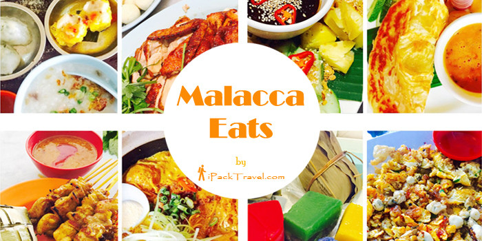 Malacca Eats in Old Town