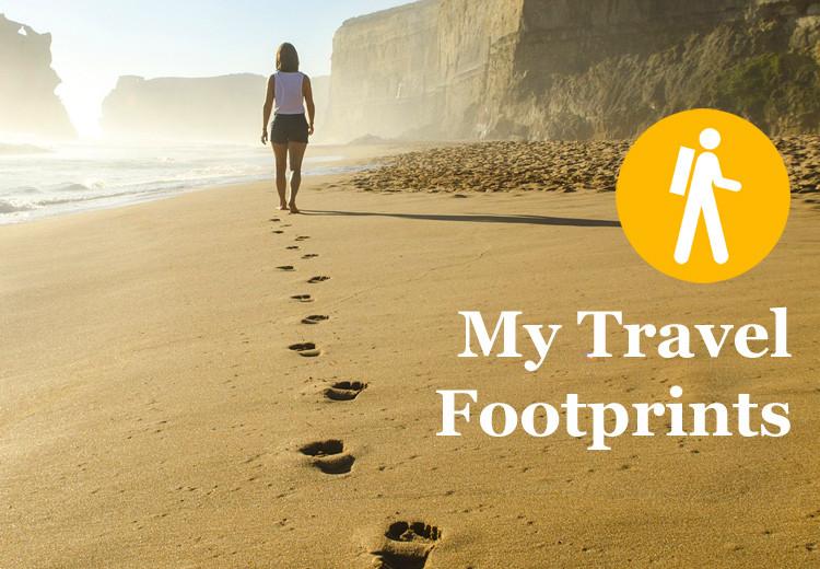 iPackTravel - My Travel Footprints