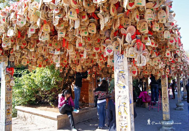 Dayan Ancient Town (大研古镇)