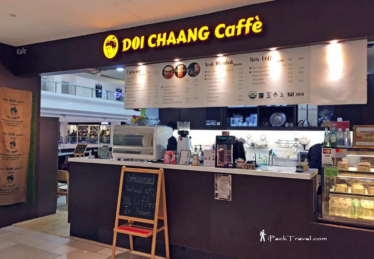 Doi Chaang Caffe @ City Square JB