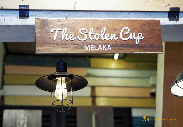 The Stolen Cup @ Melaka Old Town