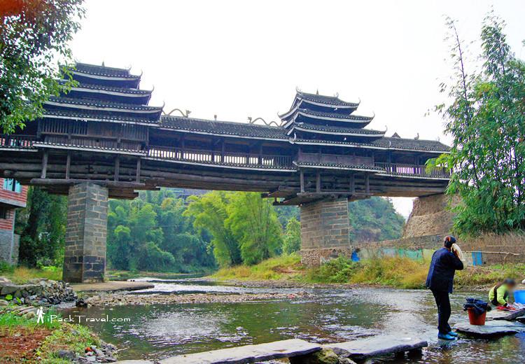 Puji Bridge (程阳普济桥)