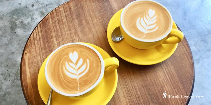 Cafes in Melaka