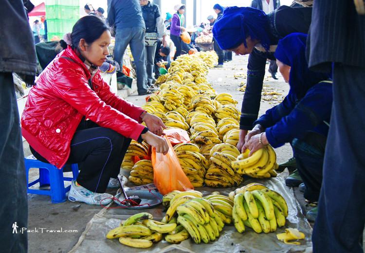 Abundant bananas