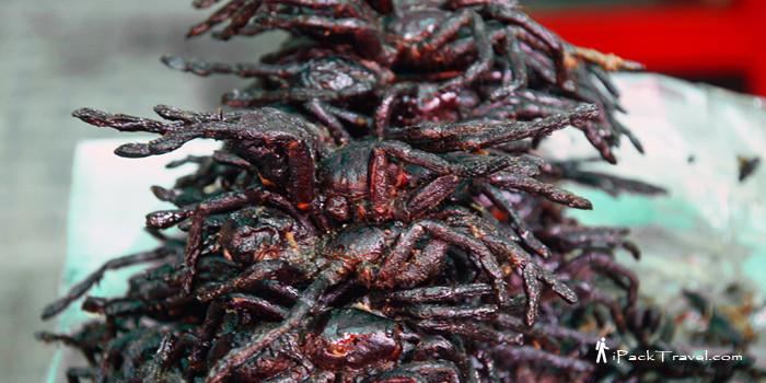 Fried Spider