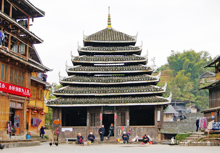 Ma'an Drum Tower (马鞍鼓楼)