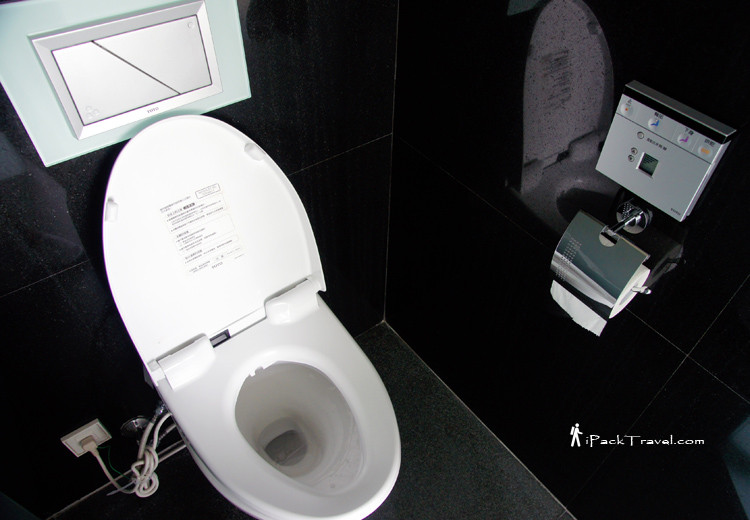 Japanese-style Automated Toilet bowl