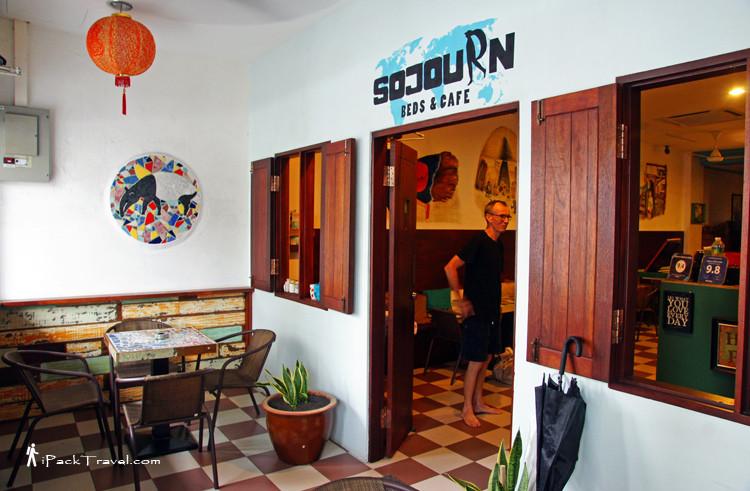 Sojourn Beds & Cafe