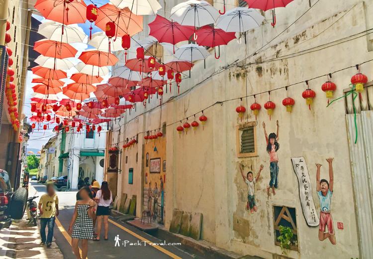 3rd Concubine Lane murals