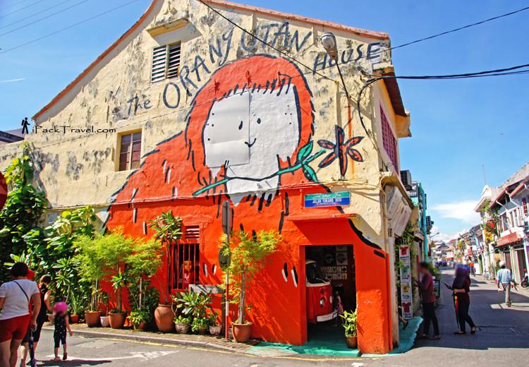 Orangutan House